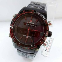 Jam Tangan Pria Naviforce Original NF 9024 Black