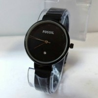 Jam Tangan Fossil Ladies Black pasir