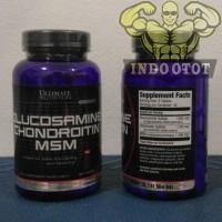 UN Glucosamine Chondroitin MSM 90 Tablets Ultimate Nutrition GCM 90Tab