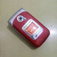 HP Sony Ericsson Z530I Red Moviestar Normal Batangan