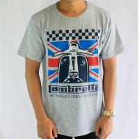 harga H&r Tshirt Lambretta Sablon Tokopedia.com
