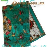 Harga kain batik pekalongan primisima halus madura jaya 25 tosca unggul | Hargalu.com