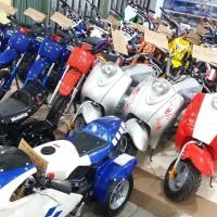 harga Motor Mini 50cc Model Atv, Scoopy, Gp Dan Trail Tokopedia.com