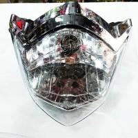 harga Headlamp Yamaha Vixion Tahun 2010/ Batok Lampu Depan Vixion 2010 Tokopedia.com