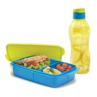 Tupperware Cool Teen / Set tempat makan dan minum untuk bekal makanan