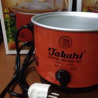 Takahi Slow Cooker 1.2 L Murah
