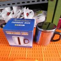 MUG THERMOS STAINLESS STEEL 500ML HOT AND COOL