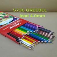ATK230GB 5736 BIG Lead 4.0mm 36 Warna Pensil Greebel Grebel Mata Bes
