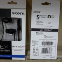 Handsfree Sony MH-EX 300AP Earphone / Headset
