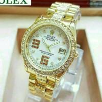 Jam Tangan Wanita Rolex KW