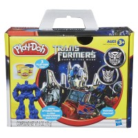 ::ORI:: Play-Doh Transformer Dark of the Moon - 36610
