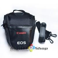 Tas Segi Tiga Untuk Kamera Canon