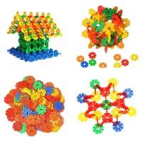 Funny Blocks interesting puzzle game / brick susun bentuk bunga