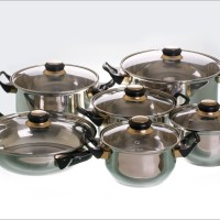 Jual Panci Set Vicenza (Cookware Set / Peralatan Masak) V612 / V-612 Murah