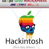 Installer Bootable Mac OS X Hackintosh Flashdisk Sandisk 16GB ++ BONUS