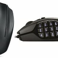 Jual Jual Logitech G600 MMO gaming mouse garansi resmi