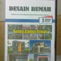 PAKET DESAIN RUMAH (Software bangun rumah+panduan+desain rumah int