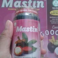 Jual mastin kapsul kulit manggis obat herbal anti bakteri&tumor Murah