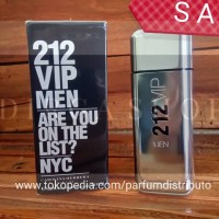Parfum Original Carolina Herrera 212 VIP Men EDT 100ml