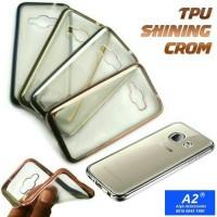 Tpu Shinning Chrome Samsung S6 edge/G925