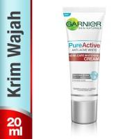 Garnier Pure Active Acne-Care Whitening Cream - 20 ml
