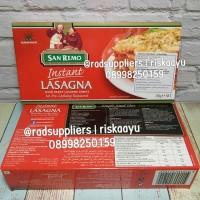 San Remo Instant Lasagna 250gram