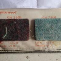 Karpet Glasswool / karpet peredam ruangan
