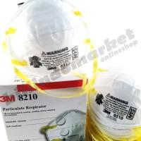 Masker 3M 8210 / Dust Masker 3M 8210 N95