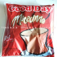 Good Day Mocacinno 20gr Kopi Renceng 1 Pak 50 Sachet