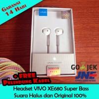 Headset / Handsfree Vivo XE680 Vivo V5 HIFI Original 100%