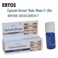 Jual serum bulu mata ertos tanpa efek samping Murah