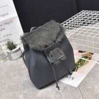 Tas Ransel Backpack Import aBU Fashion Wanita Murah Cantik