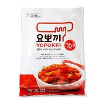 Jual yopokki/ topokki rice cake RASA : PEDAS (280 GRAM) Murah