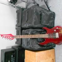 Guitar rockwell GILS studio music