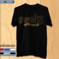harga Kaos Akb 48 (akb 48 Tshirt 1) Tokopedia.com