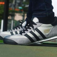 harga Sepatu Adidas Dragon Size.39-44 Grey Sneakers Casual Premium Vietnam Tokopedia.com