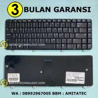 Keyboard Laptop ORIGINAL HP Compaq CQ40 CQ41 CQ45 DV4