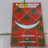 Komik Assassination Classroom 16