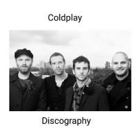 CD MP3 Coldplay 1998 - 2015