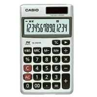 Casio Calculator SL340VA 14 Digits