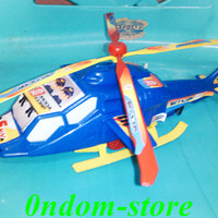 mainan helikopter manual heli tempur