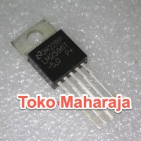 LM2596 LM2596T LM2596T-5.0 TO-220 5V IC Step-Down Voltage Regulator