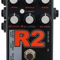 AMT ELECTRONICS R2 - LA2 GUITAR PREAMP/DISTORTION PEDAL