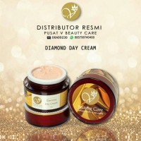 Cream Siang Diamond Day Cream Glowing Victory Beauty Care