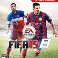 PS VITA GAME FIFA 15