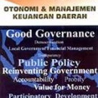 Buku Otonomi Dan Manajemen Keuangan Daerah