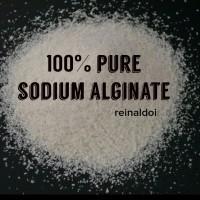 Jual Alginat / Sodium Alginate / Alginate Murah Surabaya 100 Gr (FG)