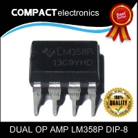 LM358 LM358P LM358DP IC OP-AMP 358