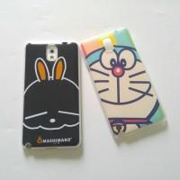 Casing Samsung Note 3 hard case doraemon mashimaro lucu
