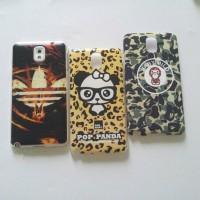 Casing Samsung Note 3 adidas panda baby milo hard case lucu